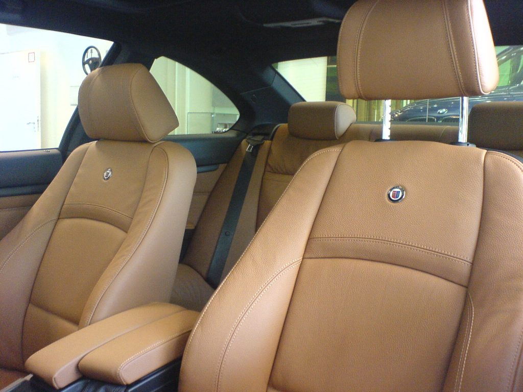 Cleaning Leather Car Seats is the important thing to keep the car's inside becoming newly