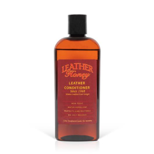 Leather Honey Leather Conditioner, Best Leather Conditioner Since 1968. for use on Leather Apparel, Auto Interiors, Non-Toxic .
