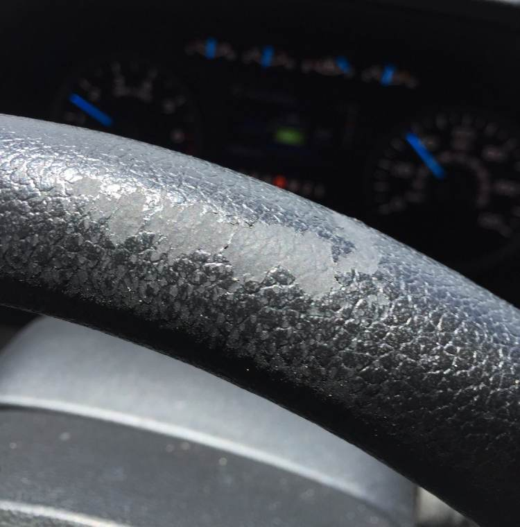 How to Clean and Restore a Peeling Leather Steering Wheel