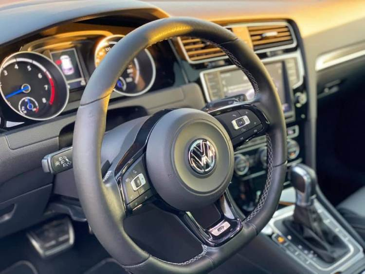How to Clean a Stained and Sticky Steering Wheel Leather