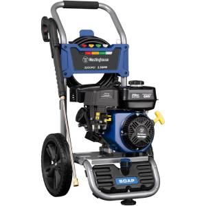 Westinghouse Outdoor Power Equipment WPX3200 Gas Powered Pressure Washer